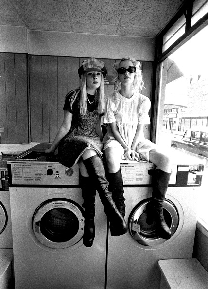 Laundromat「Shampoo Tower Bridge London 1993」:写真・画像(8)[壁紙.com]