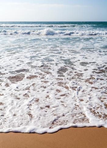 アマードビーチ「Portugal,View of Praia do Amado」:スマホ壁紙(1)