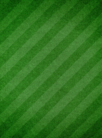 Soccer Field「Green grass textured background with stripe」:スマホ壁紙(9)