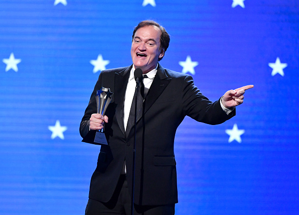 Quentin Tarantino「25th Annual Critics' Choice Awards - Show」:写真・画像(17)[壁紙.com]