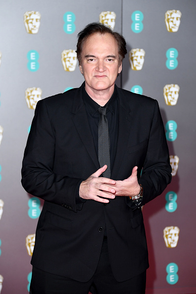 Quentin Tarantino「EE British Academy Film Awards 2020 - Red Carpet Arrivals」:写真・画像(14)[壁紙.com]