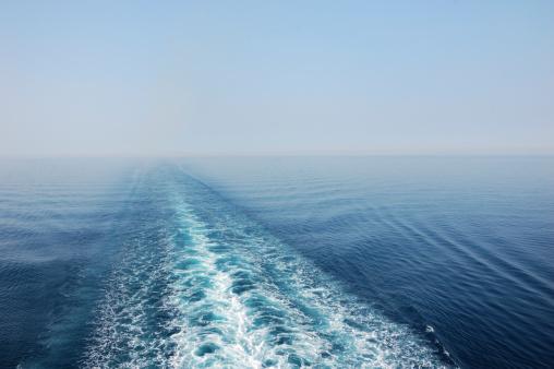 Wave「ボートのモーニングコール」:スマホ壁紙(18)