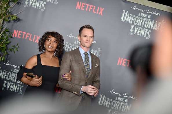 """Event「An Alternative View Of """"Lemony Snicket's A Series Of Unfortunate Events"""" Screening」:写真・画像(3)[壁紙.com]"""
