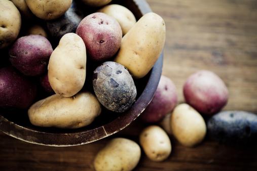 Red Potato「Multicolored Potatoes」:スマホ壁紙(11)