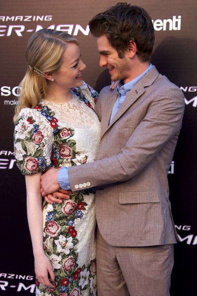 Emma Stone「'The Amazing Spider-Man' Madrid Premiere」:写真・画像(12)[壁紙.com]