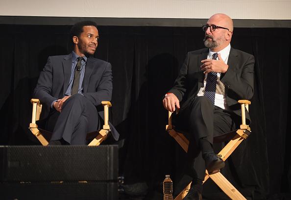 "André Holland「""The Knick"" Premiere Screening, Panel, & Reception」:写真・画像(5)[壁紙.com]"
