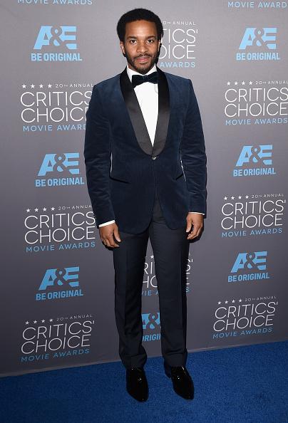 André Holland「20th Annual Critics' Choice Movie Awards - Arrivals」:写真・画像(15)[壁紙.com]