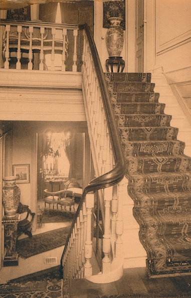 Model House「Staircase At The Cuban Embassy In Brussels」:写真・画像(12)[壁紙.com]