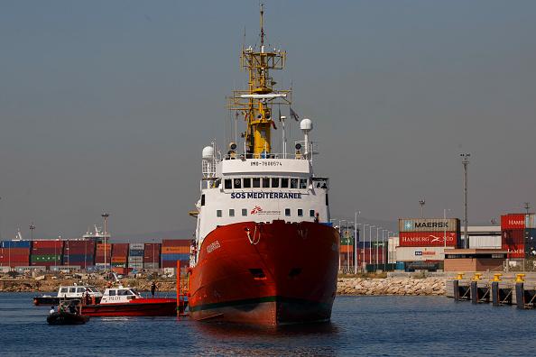 ヒューマンインタレスト「Aquarius Ship Arrives at Valencia Port」:写真・画像(12)[壁紙.com]