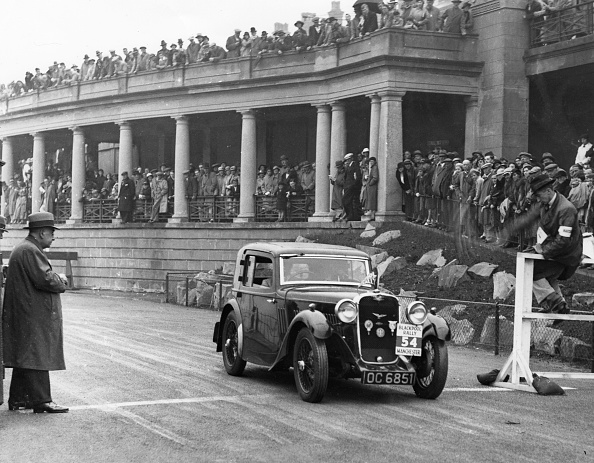 Sport「1934 Singer Nine Sports Coupe on Blackpool Rally」:写真・画像(8)[壁紙.com]