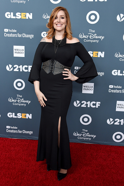 Gregg DeGuire「GLSEN Respect Awards - Arrivals」:写真・画像(2)[壁紙.com]