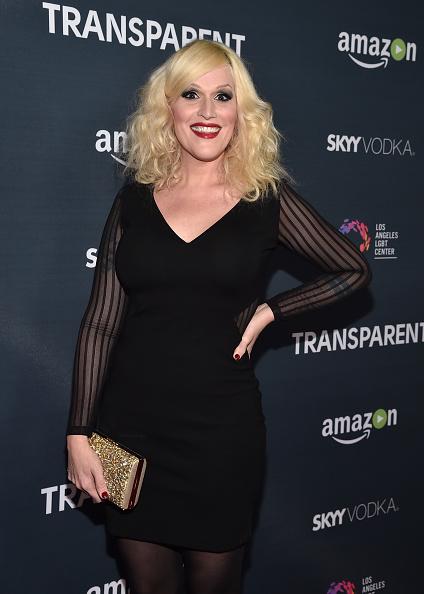 "Transparent「Premiere Of Amazon's ""Transparent"" Season 2 - Red Carpet」:写真・画像(14)[壁紙.com]"