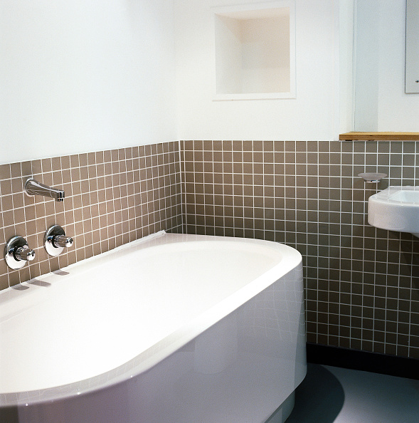 Tile「Apartment bathroom Chorlton Mill Manchester, United Kingdom」:写真・画像(8)[壁紙.com]