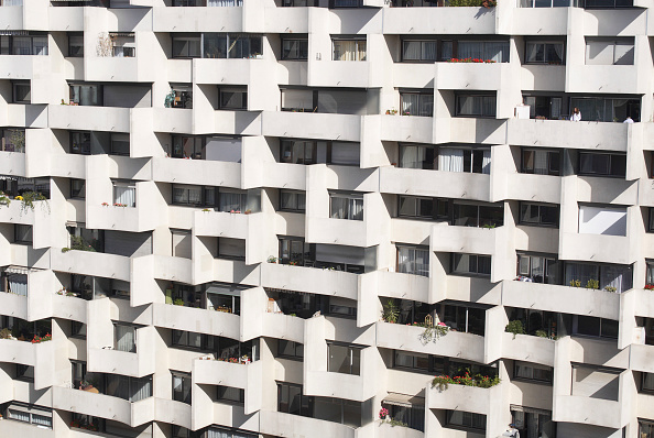 Full Frame「Apartment Block, Paris, France」:写真・画像(17)[壁紙.com]