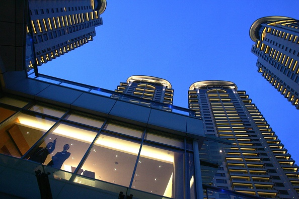 Apartment「Few Buyers Interested In The Most Expensive Apartments In Shanghai」:写真・画像(1)[壁紙.com]