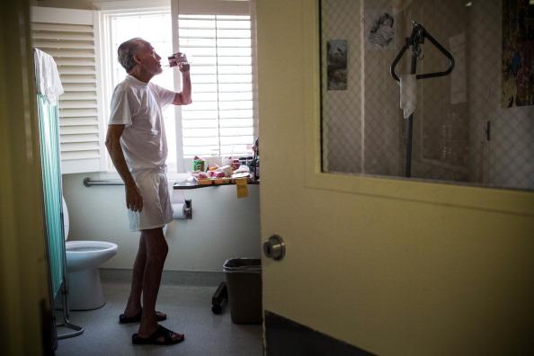 Males「Aging Prisoners Make Up Fastest Growing Segment Of Nation's Prison Population」:写真・画像(8)[壁紙.com]