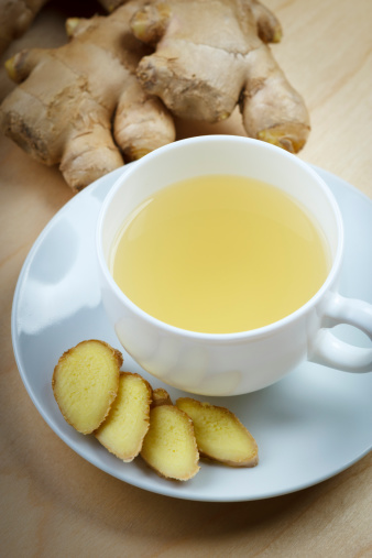 Ginger - Spice「ginger root tea」:スマホ壁紙(4)