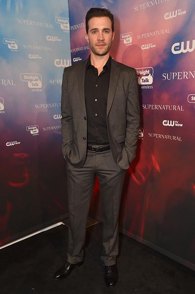 Celebration「CW's 'Supernatural' Fan Party To Celebrate The 200th Episode Of 'Supernatural'」:写真・画像(12)[壁紙.com]