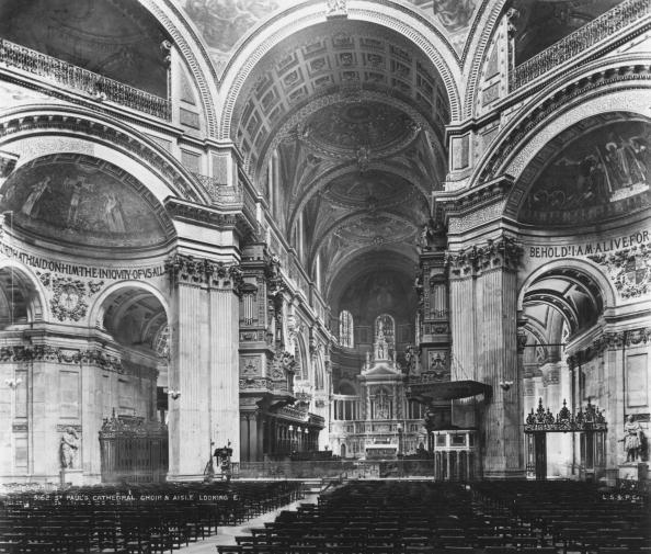 Church「St Paul's Interior」:写真・画像(7)[壁紙.com]