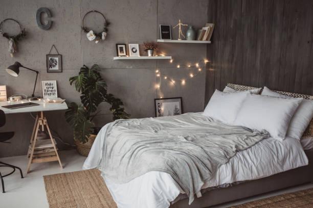 Cute bedroom:スマホ壁紙(壁紙.com)