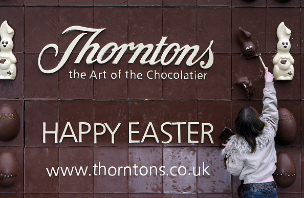 Candy Store「Thorntons Unveils World's First Edible Billboard」:写真・画像(13)[壁紙.com]