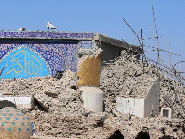 Samarra - Iraq「Insurgents Destroy Samarra Minarets」:写真・画像(2)[壁紙.com]
