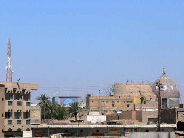 Architectural Feature「Insurgents Destroy Samarra Minarets」:写真・画像(14)[壁紙.com]