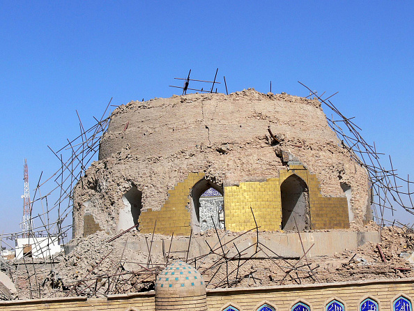 Samarra - Iraq「Insurgents Destroy Samarra Minarets」:写真・画像(6)[壁紙.com]