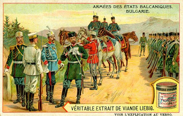 歴史「Armies of the Balkan States: Bulgaria」:写真・画像(14)[壁紙.com]