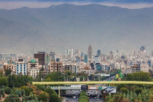 Tehran「Iran, Tehran, Exterior」:スマホ壁紙(8)