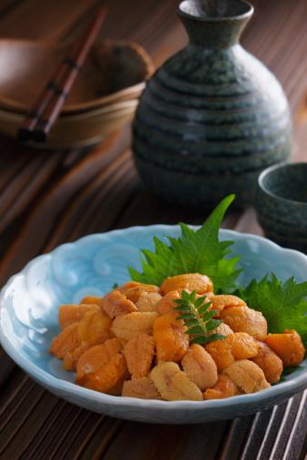 Sake「Urchin」:スマホ壁紙(10)