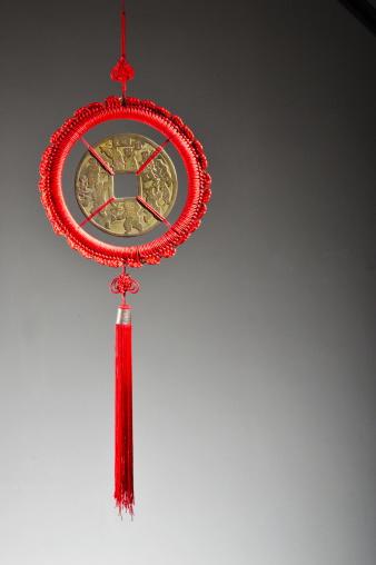 Praying「Chinese knot」:スマホ壁紙(12)