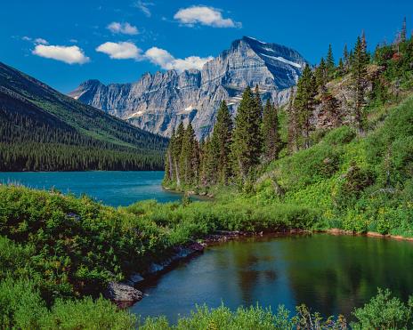 Grinnell Glacier「MT. Grinnell Glacier National Park. USA」:スマホ壁紙(5)