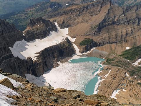 Grinnell Glacier「Grinnell Glacier」:スマホ壁紙(6)