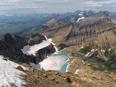 Grinnell Glacier「Grinnell Glacier」:スマホ壁紙(7)