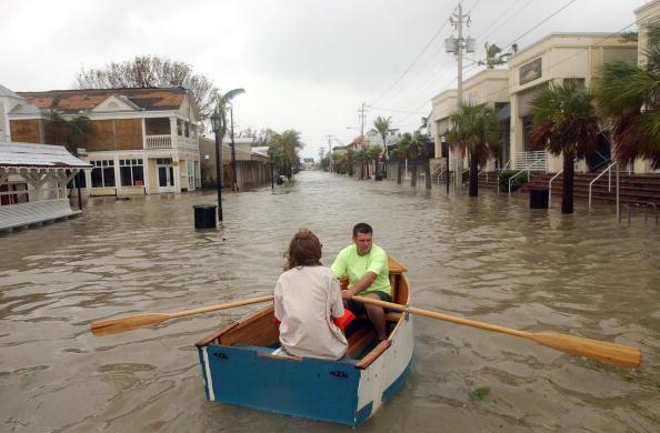 Homemade「Hurricane Wilma Makes Landfall In Florida」:写真・画像(13)[壁紙.com]