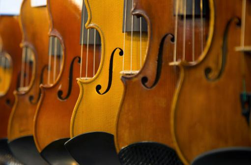 Violin「Variety of used violins」:スマホ壁紙(0)