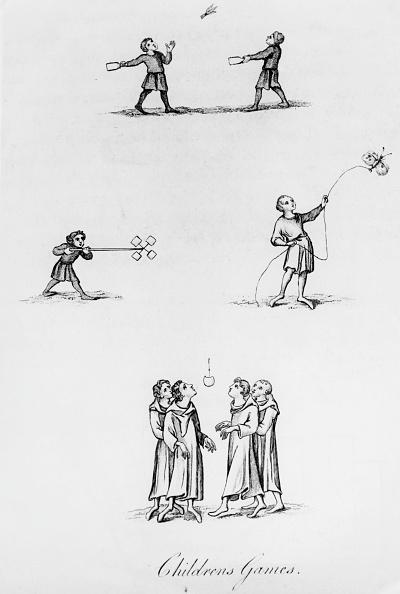 Circa 14th Century「Children's Games」:写真・画像(17)[壁紙.com]