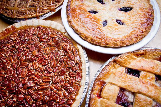Variety of Pies:スマホ壁紙(壁紙.com)
