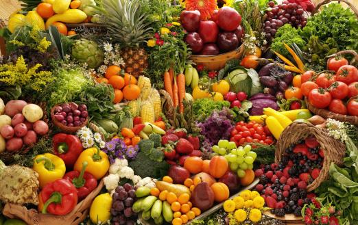 Leaf Vegetable「Variety of fruits and vegetables」:スマホ壁紙(14)
