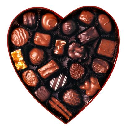 バレンタイン「Variety of chocolates」:スマホ壁紙(8)