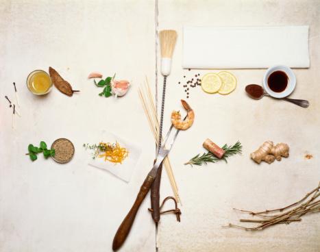 Soy Sauce「Variety of marinating tools」:スマホ壁紙(6)