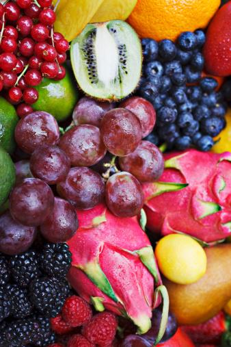 Raspberry「Variety of vibrant fruit」:スマホ壁紙(10)