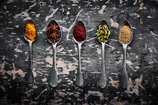 Star Anise「Variety of spices」:スマホ壁紙(9)
