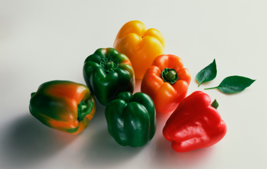Natural Condition「Variety of bell peppers」:スマホ壁紙(7)
