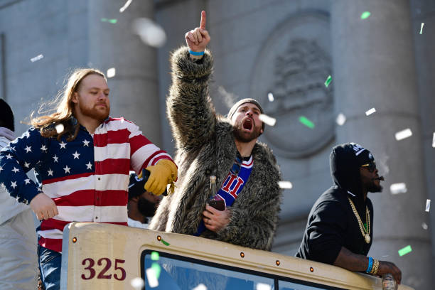 Philadelphia Eagles「Super Bowl LII - Philadelphia Eagles Victory Parade」:写真・画像(4)[壁紙.com]