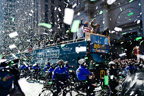 Philadelphia Eagles「Super Bowl LII - Philadelphia Eagles Victory Parade」:写真・画像(1)[壁紙.com]