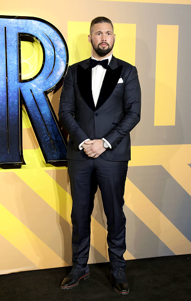 Tony Bellow「'Black Panther' European Premiere - Red Carpet Arrivals」:写真・画像(10)[壁紙.com]