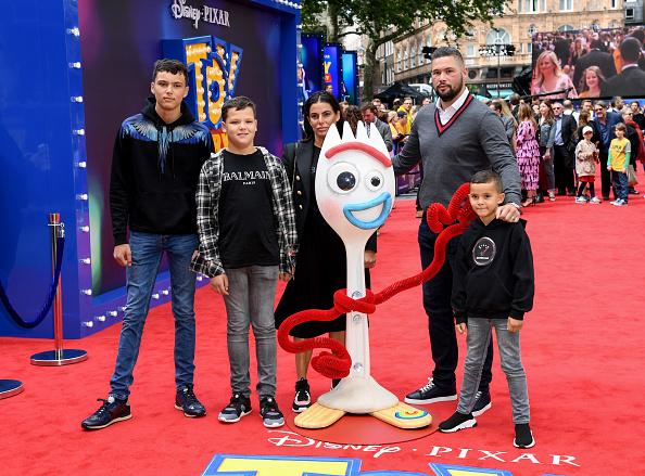 Tony Bellow「Disney and Pixar's Toy Story 4 European Premiere」:写真・画像(1)[壁紙.com]