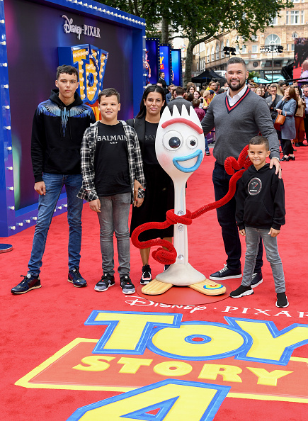 Tony Bellow「Disney and Pixar's Toy Story 4 European Premiere」:写真・画像(5)[壁紙.com]